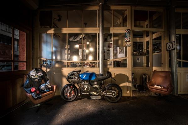 Superbike Saroléa selektrickým pohonem může nyní i na silnici