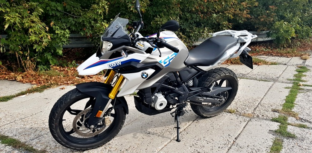 Test BMW G 310 GS