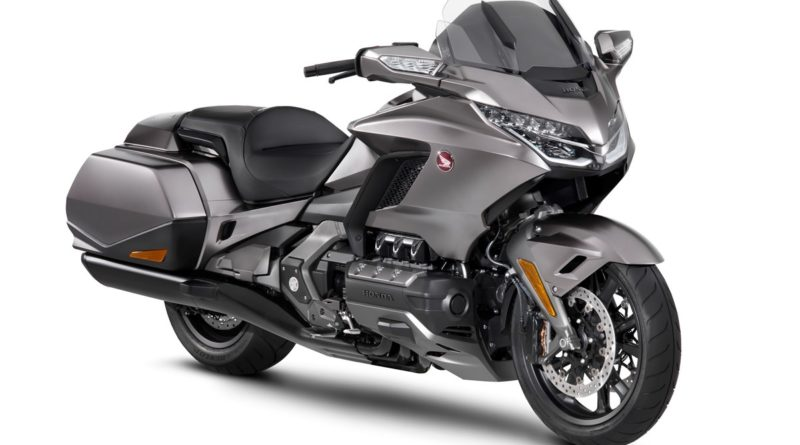 Honda Gold Wing DCT