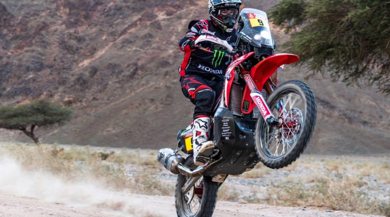 FLASH NEWS: Ricky Brabec and Honda claim the final victory at the 2020 Dakar Rally