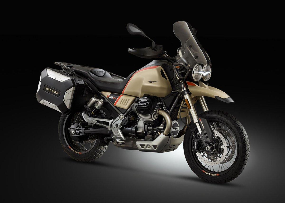 Moto Guzzi V85 TT Travel-small