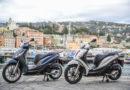 Piaggio představuje nové skútry Medley a Medley S