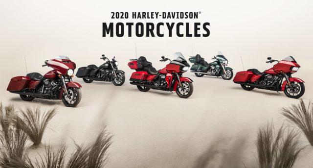 Už víte kam vyrazit v sobotu? Moto víkend 6. června 2020 v Harley-Davidson Praha