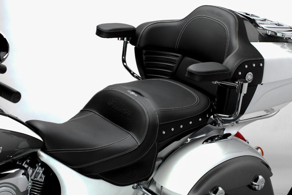 Indian Motorcycle představuje nové vyhřívané a chlazené sedlo ClimaCommand Classic