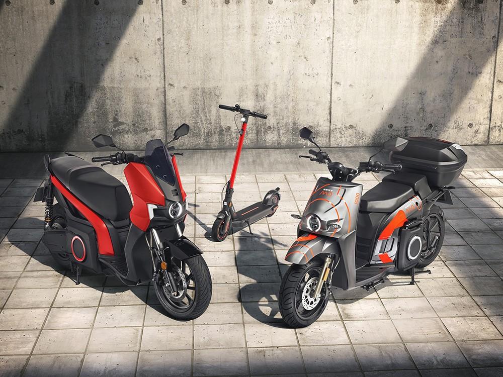 SEAT MÓ je nová značka městské mobility španělského výrobce aut. Nabídne elektrické skútry i koloběžky