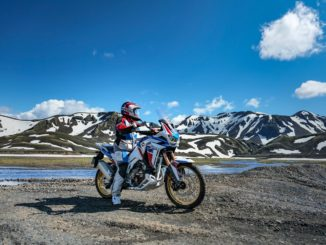 The Honda Africa Twin heads to Iceland for the third Adventure Roads tour