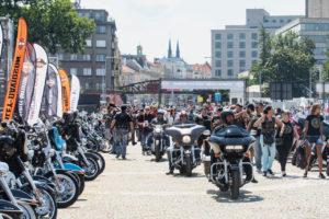 Na Prague Harley Days letos ZDARMA. Poprvé a naposledy