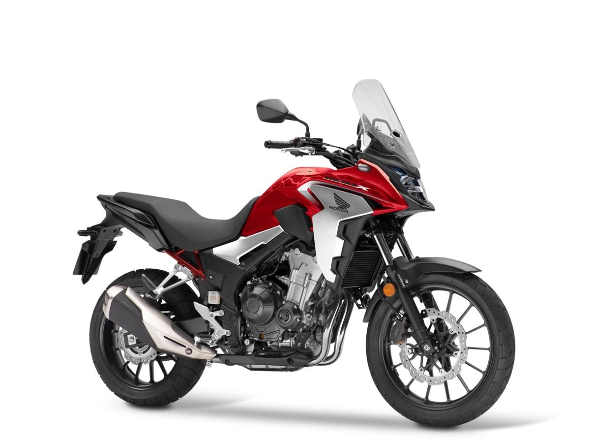 Honda CB500X, modelový rok 2021