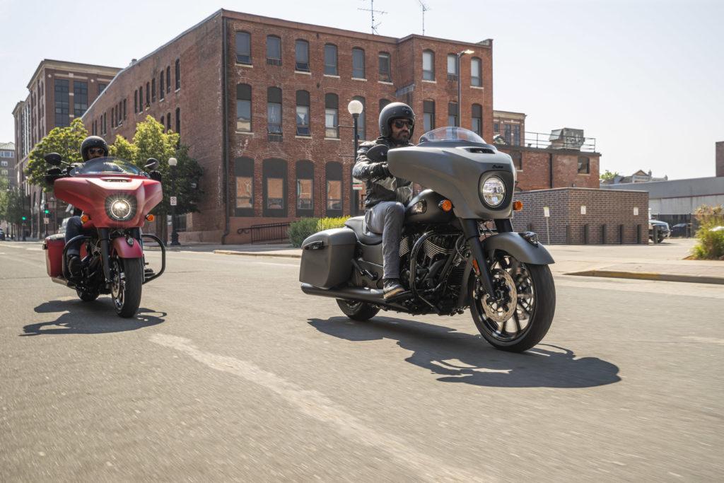 Modelová řada Indian Motorcycle pro rok 2021