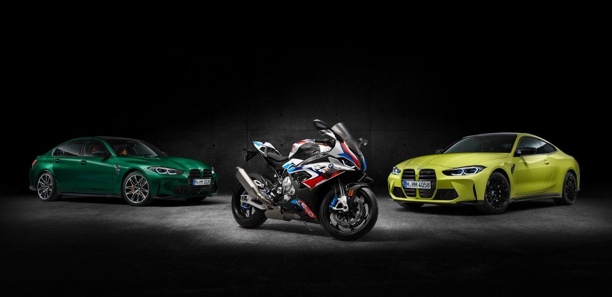 BMW M představilo motorku. BMW M 1000 RR nabídne ryzí závodní technologie na okruh i na silnici