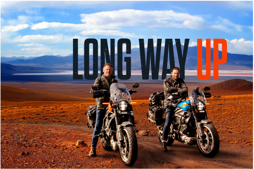 """Apple TV+ uvádí oficiální trailer """"Long Way Up"""