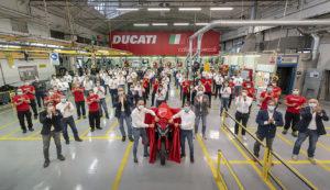 Ducati zahájila výrobu nové Multistrady V4