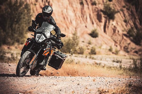 Představujeme novou KTM 890 Adventure