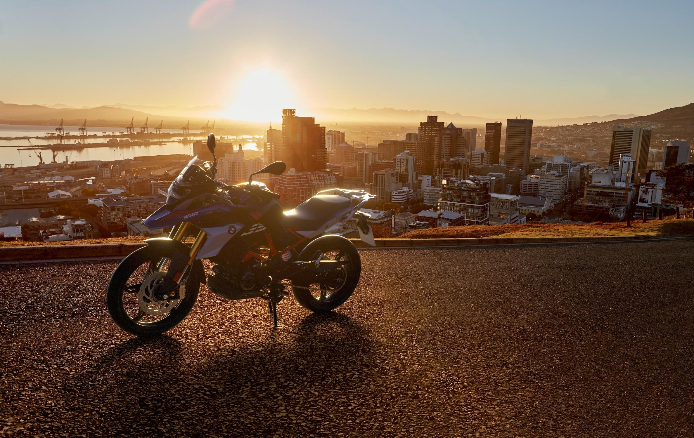 BMW Motorrad představuje BMW G 310 GS pro modelový rok 2021