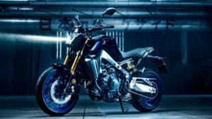 Nový model MT-09 SP: nejradikálnější Yamaha Hyper Naked