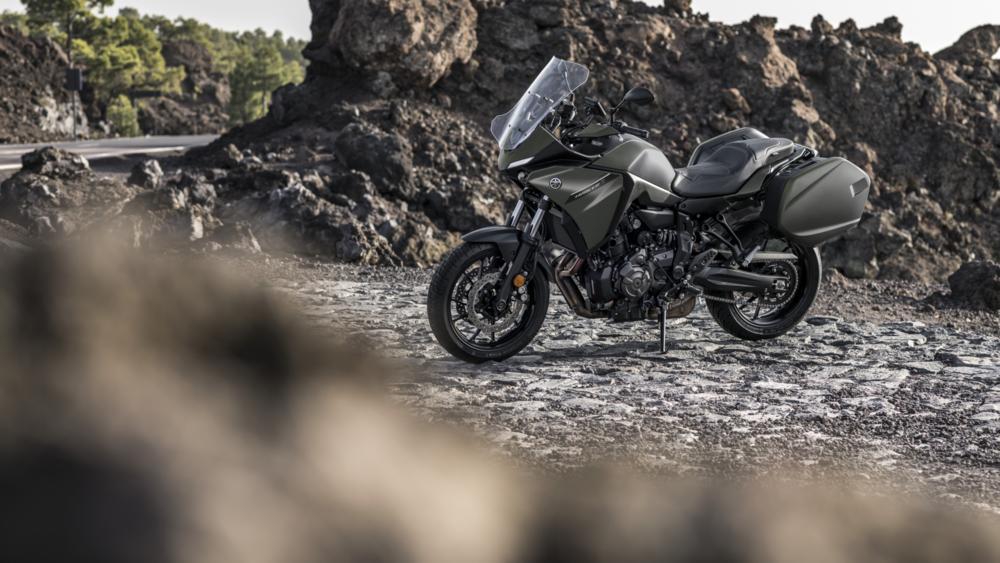 Yamaha pedstavuje nový Tracer 7 GT pro rok 2021