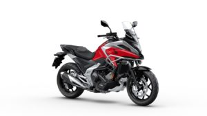Honda NC750X, modelový rok 2021